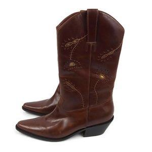 Matisse Albuquerque Western BOHO Cowboy Boots 8.5